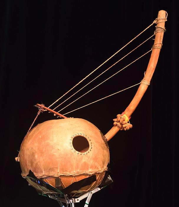 afrikanische instrumente